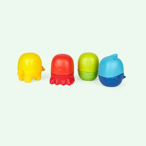Multi ubbi Interchangeable Bath Toys