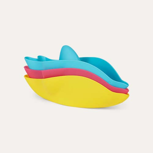 Dolphins ubbi Stack and Splash Bath Toys