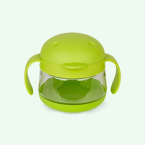 Lime ubbi Tweat Snack Container