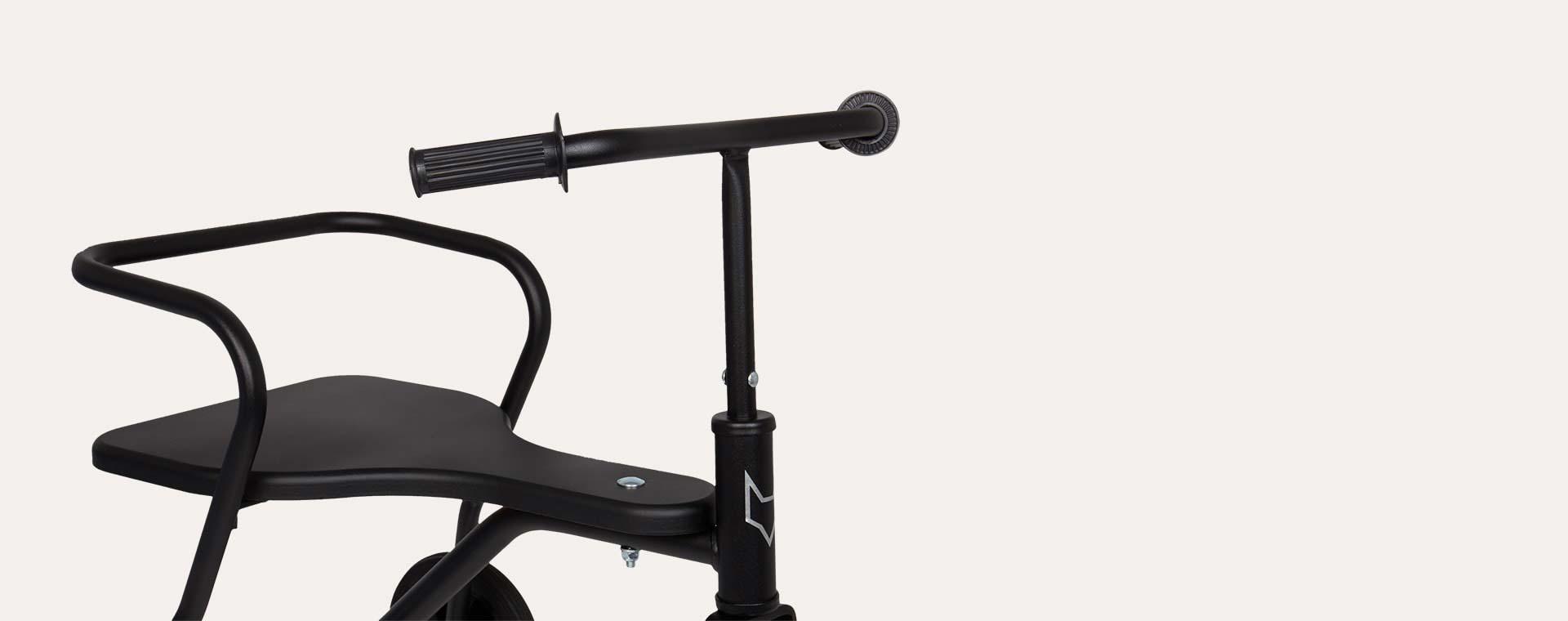 Black Foxrider Retro Tricycle