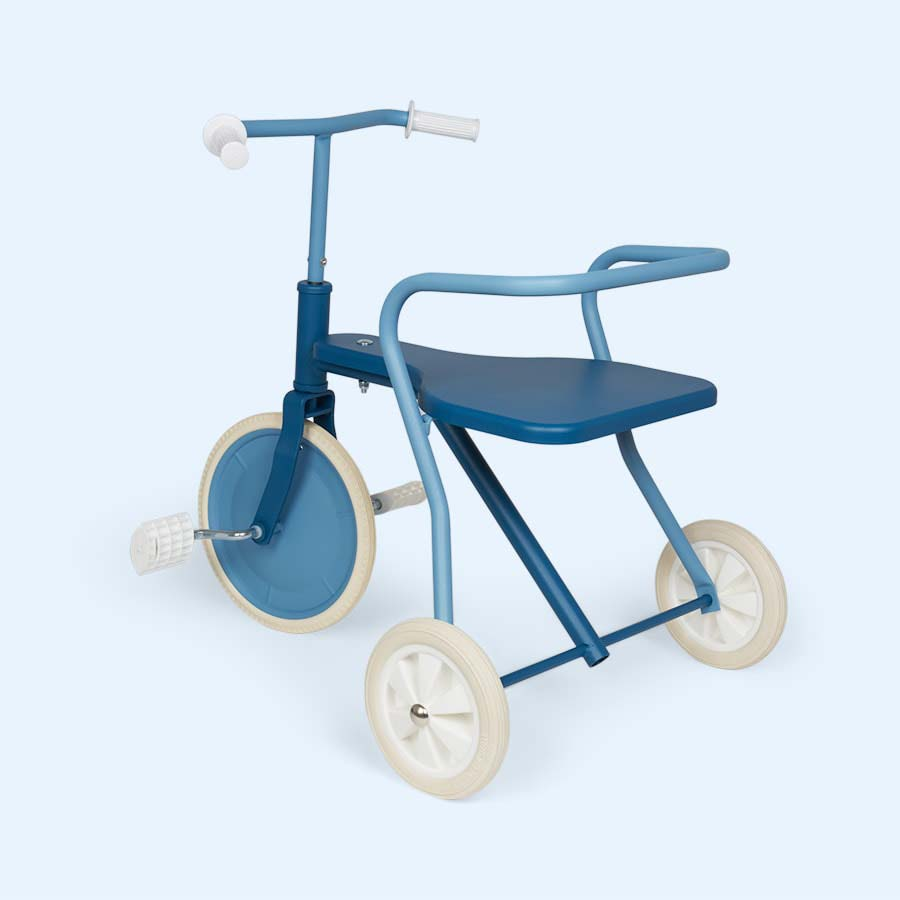 Blue Foxrider Retro Tricycle