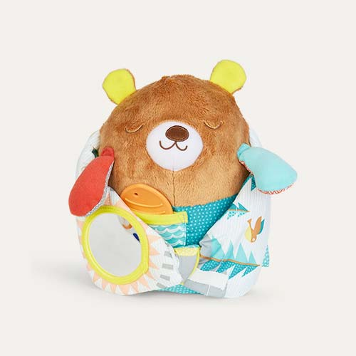 Multi Skip Hop Camping Cubs Activity Bear