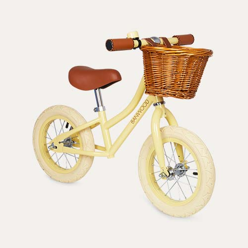 Vanilla Banwood First Go Balance Bike