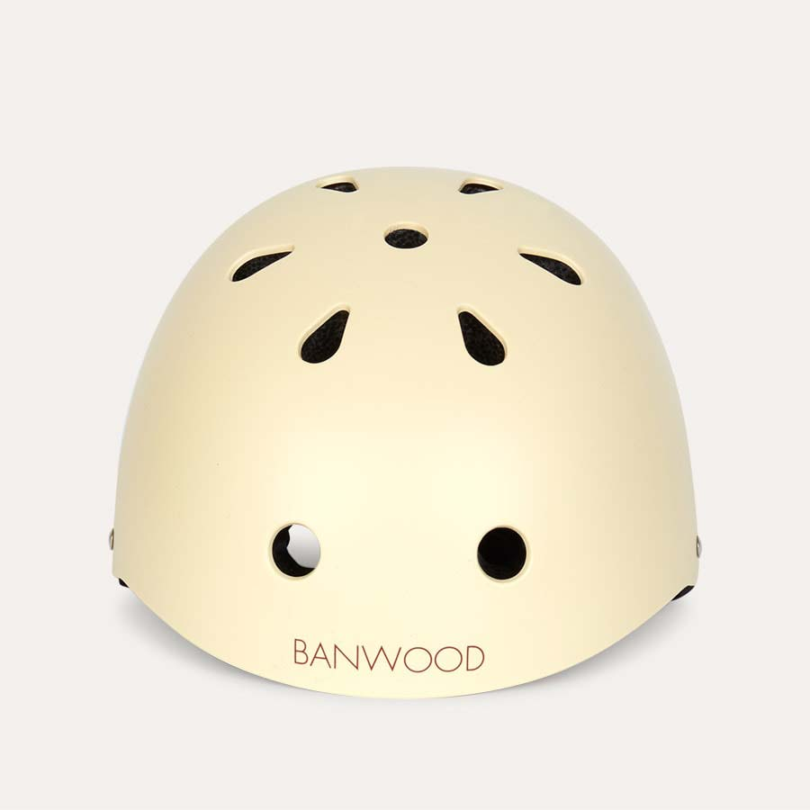Vanilla Banwood Classic Kids Bike Helmet