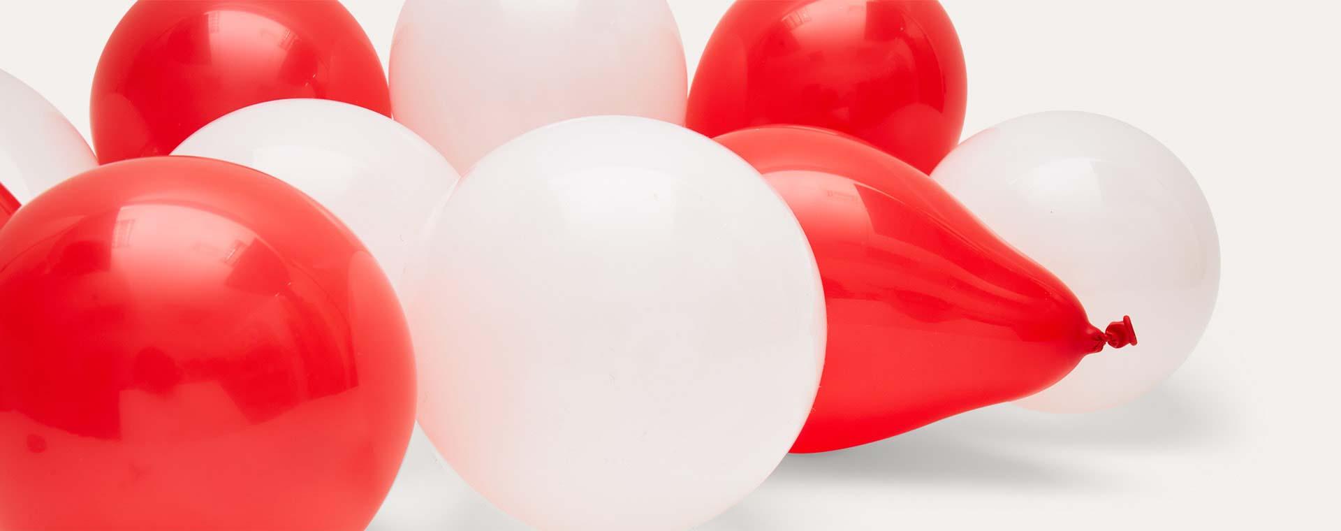 Buy the bubblegum balloons candy cane mini balloons 28 for Candy cane balloon sculpture