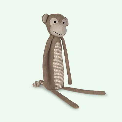 Monkey Jellycat Skandoodle Soft Toy