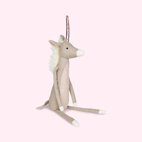 Unicorn Jellycat Skandoodle Soft Toy