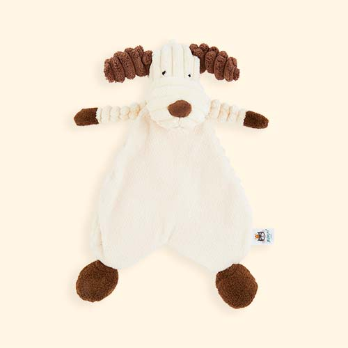 Cream Jellycat Cordy Roy Soother