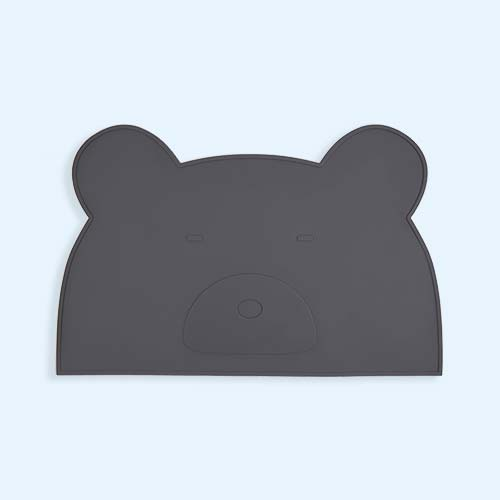 Grey Liewood Bear Placemat