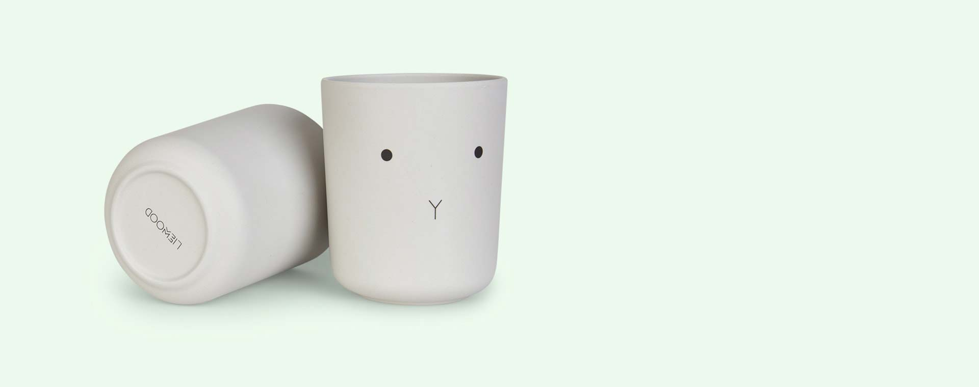 Rabbit Liewood Bamboo Cups - 2 Pack