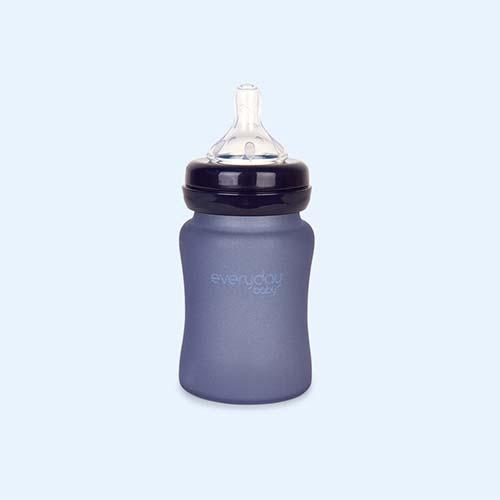 Blueberry Everyday Baby MilkHero Glass Bottles
