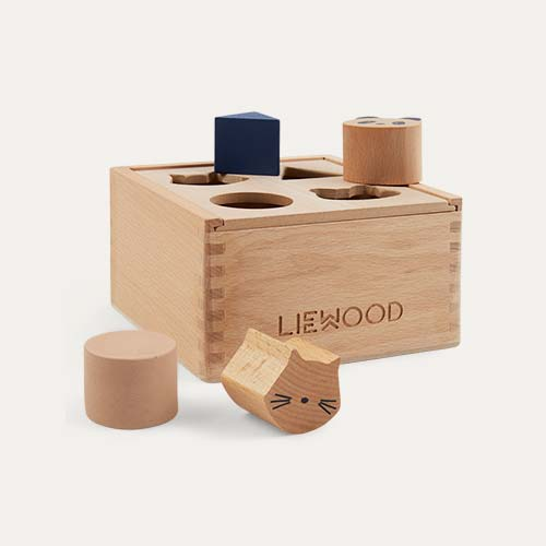 Multi Liewood Wood Box Puzzle