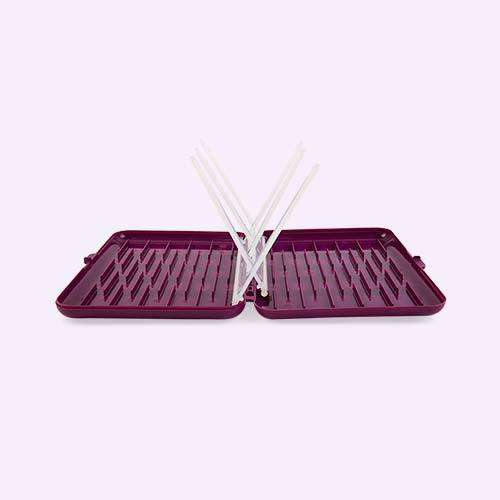 Grape b.box Travel Drying Rack