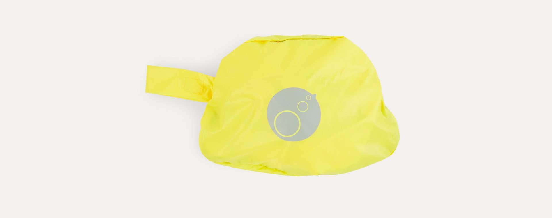 Lemon Sherbert b.box Smock Bib