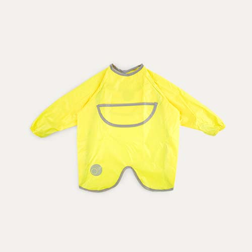 Lemon Sherbert b.box Smock Bib