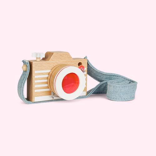 Pink Kiko+ Camera