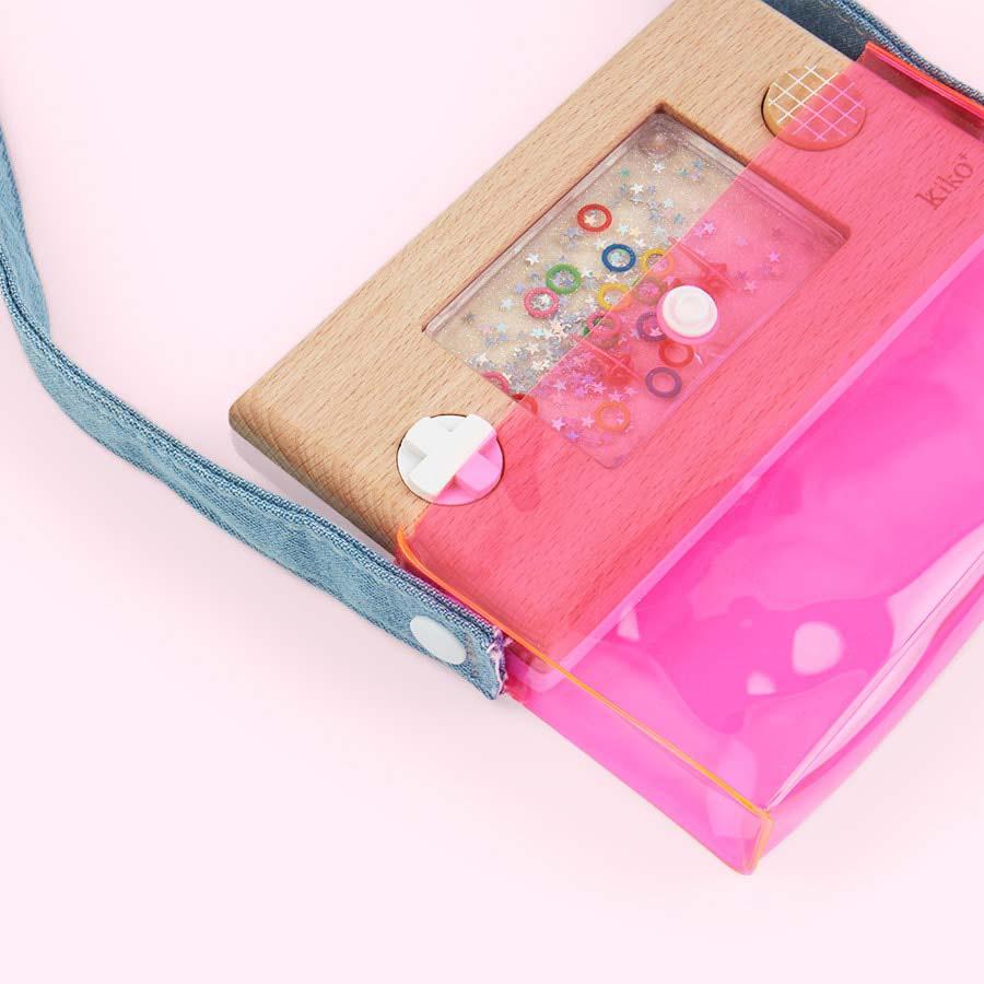 Pink Kiko+ Wakka