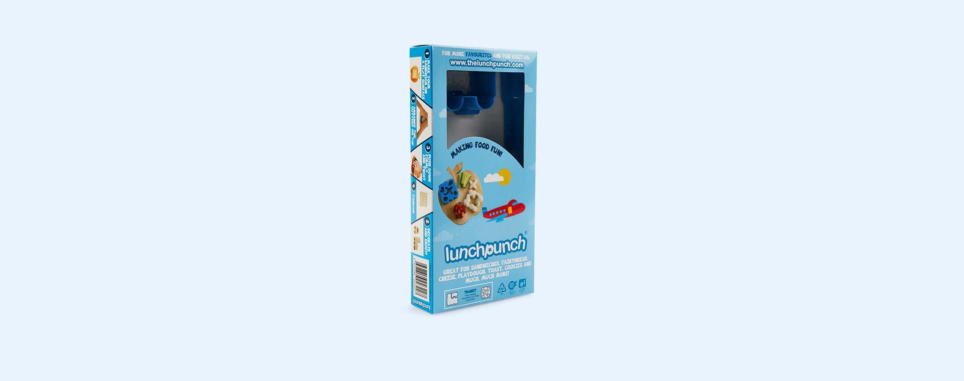 Transit Lunch Punch Sandwich Cutters