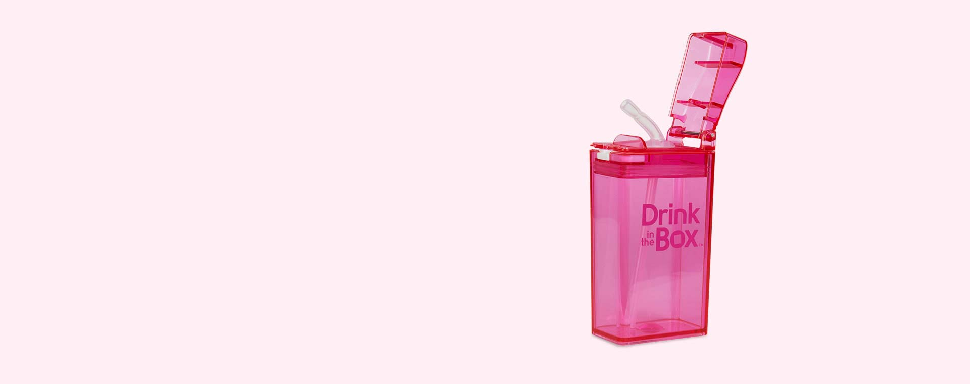 Pink Precidio Drink in the Box