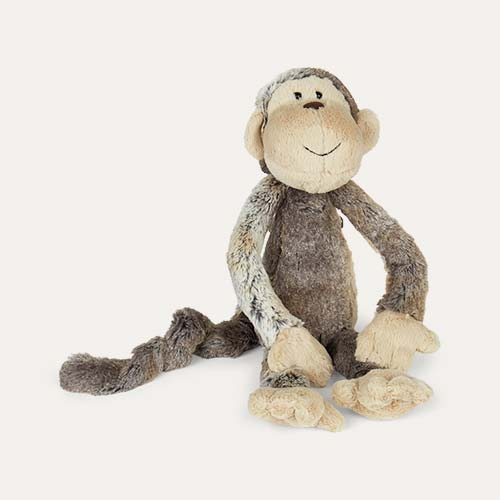 Grey Jellycat Medium Mattie Monkey