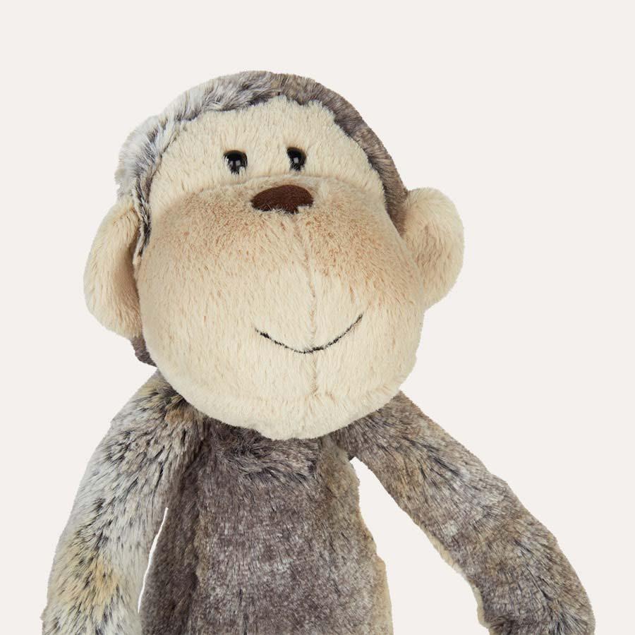 Grey Jellycat Medium Mattie Monkey