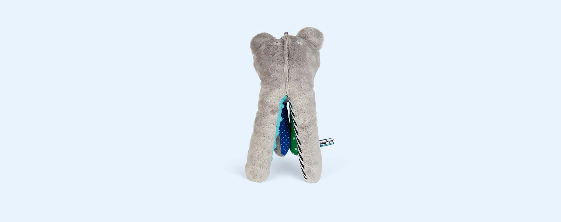 Turquoise Whisbear The Humming Bear