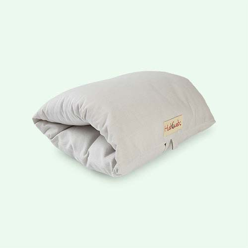 Grey HushCush Nursing Pillow