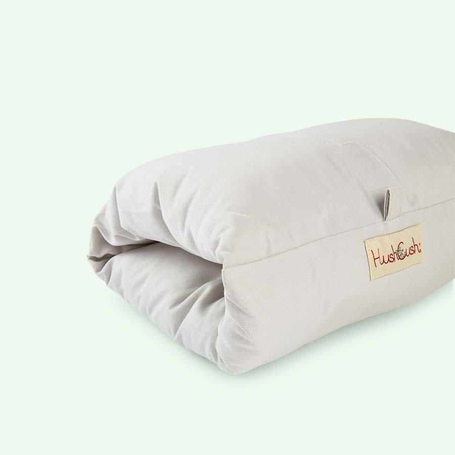 Grey HushCush Nursing Pillow