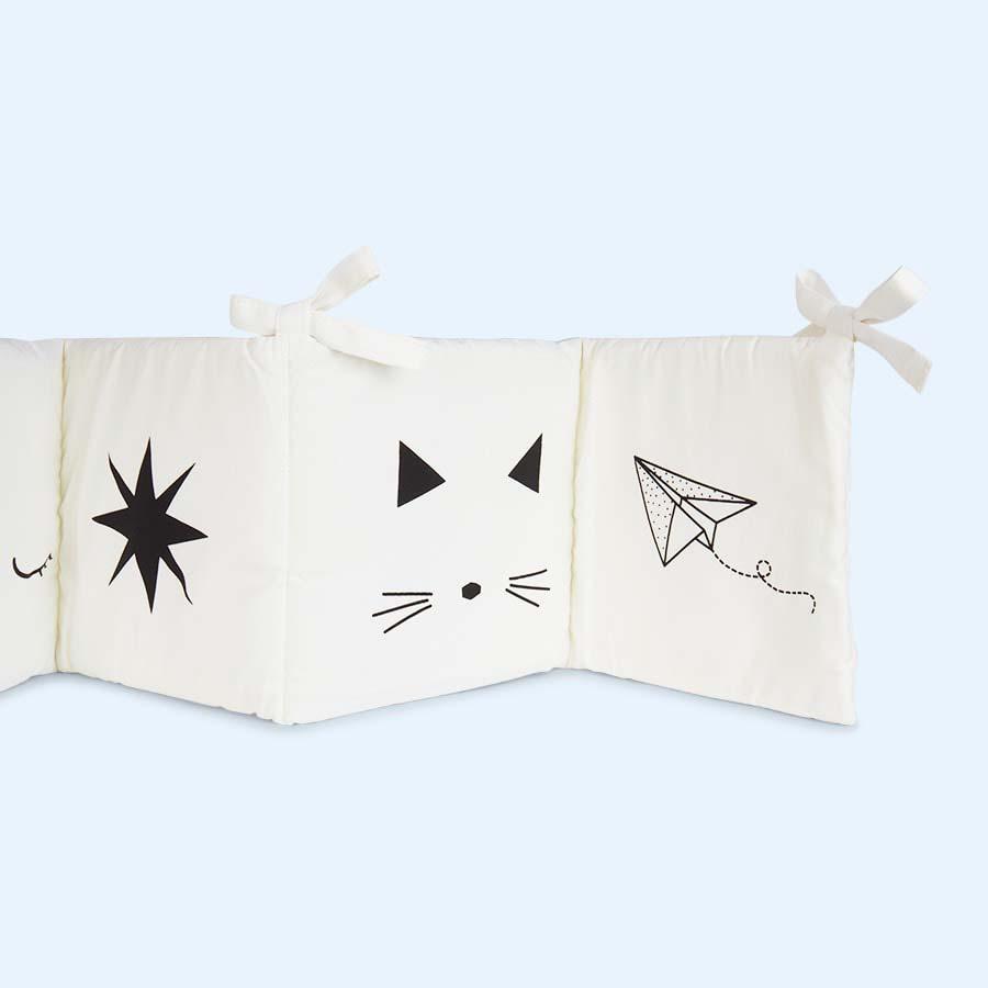 Multi Liewood Annie Fabric Pram Book