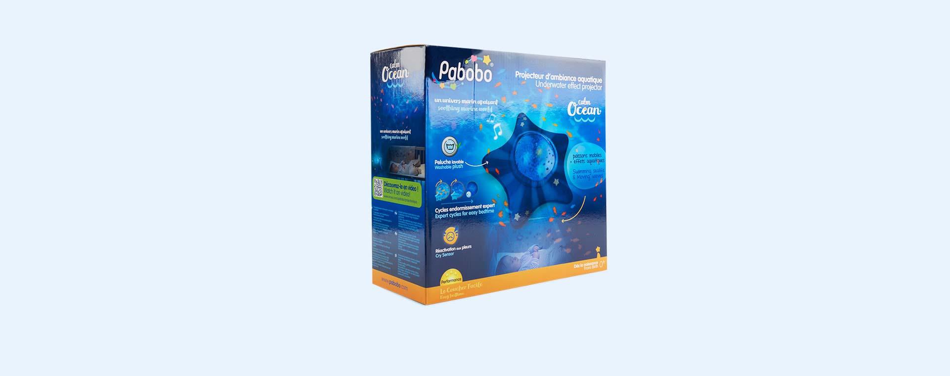 Blue Pabobo Ocean Projector
