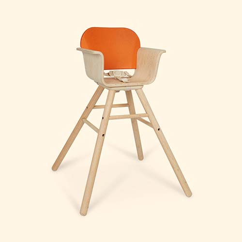 Orange Plan Toys Highchair