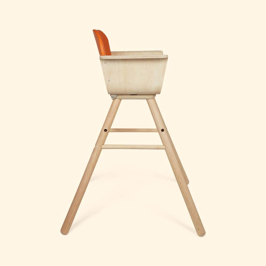 Orange Plan Toys Highchair