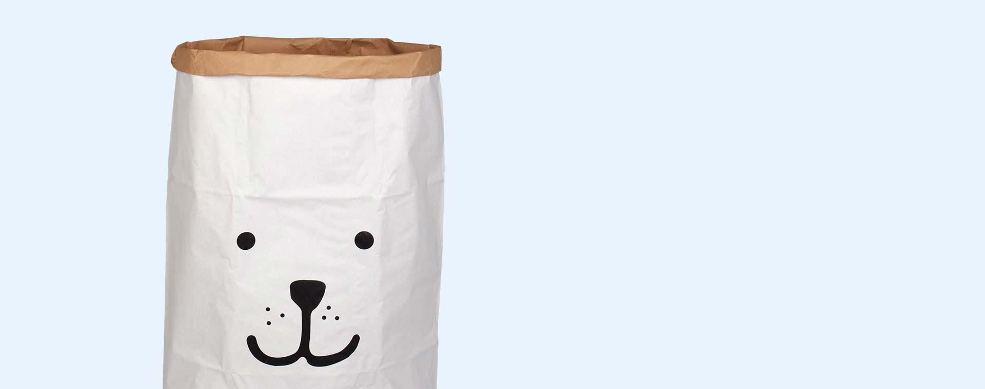 Bear Tellkiddo Large Paper Bag