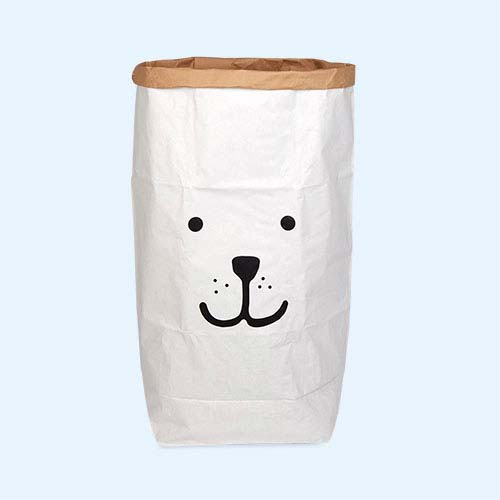 Bear Tellkiddo Large Paper Bag