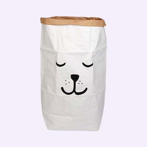 Sleeping Bear Tellkiddo Large Paper Bag