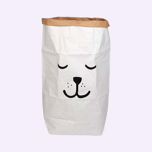 Sleeping Bear Tellkiddo Large Paper Bag