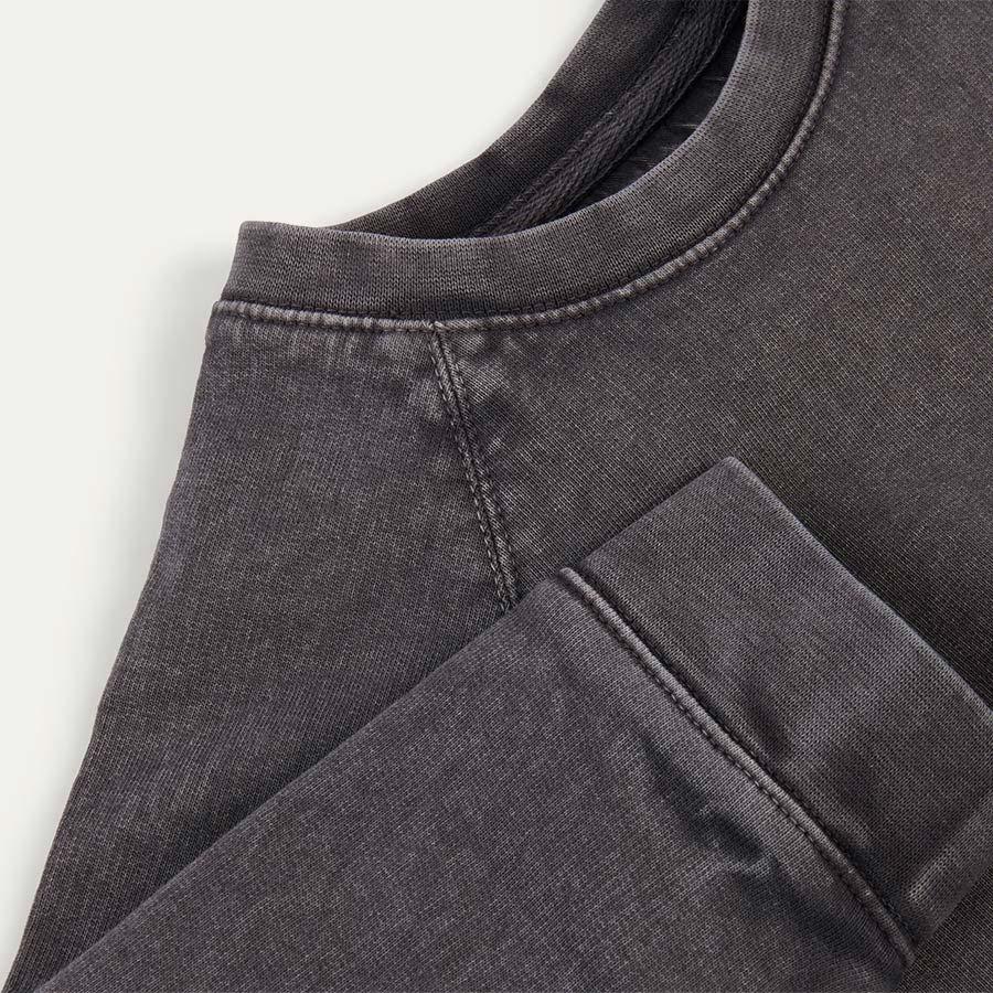 Grey KIDLY Label Sweatshirt