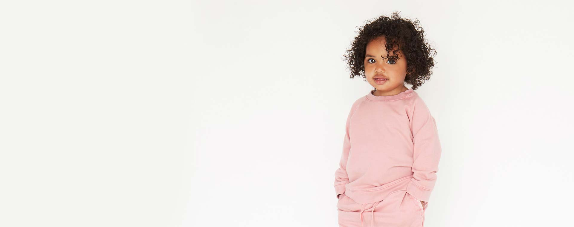 Pink 25% off KIDLY Label Sweatshirt