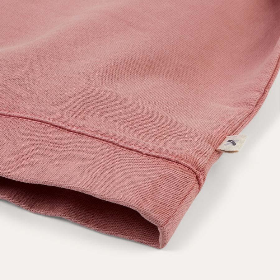 Pink KIDLY Label Sweatshirt