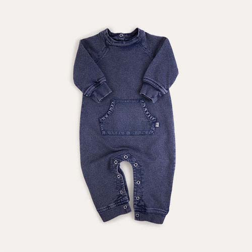 Navy KIDLY Label All-in-One