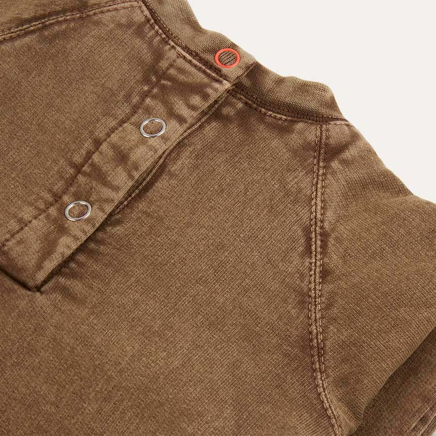 Brown KIDLY Label All-in-One