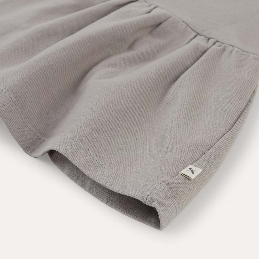 Light Grey KIDLY Label Dress
