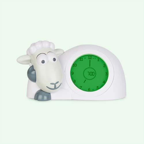 Grey Zazu Sam the Sheep Sleep Trainer