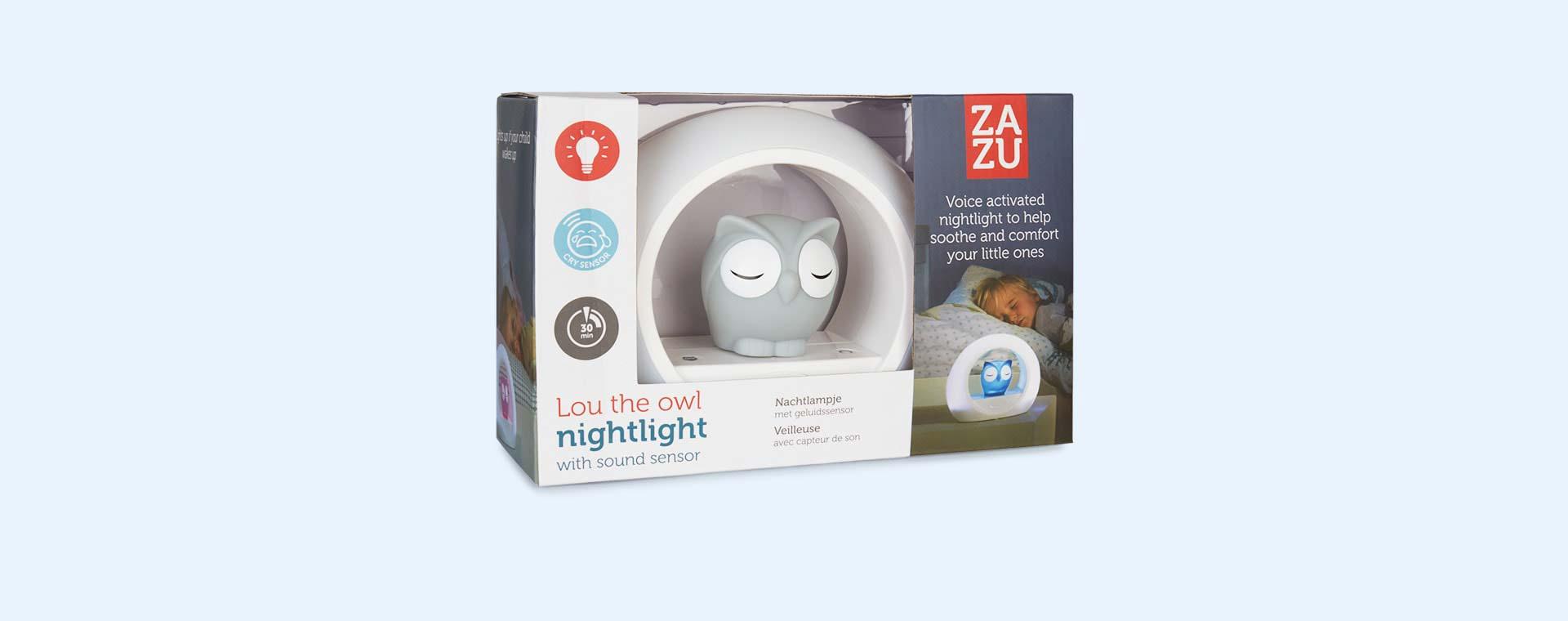 Grey Zazu Zazu Lou the Owl Nightlight