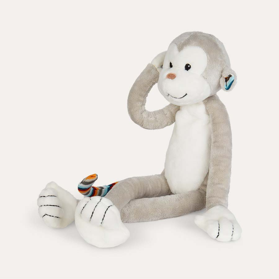 Max the Monkey Zazu Nightlight Soft Toy