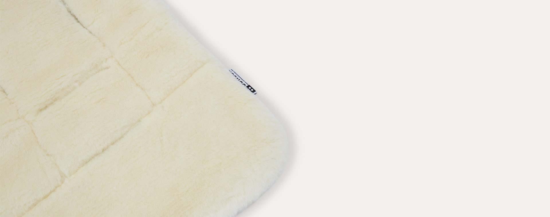 Natural Outlook Pram Wool Liner