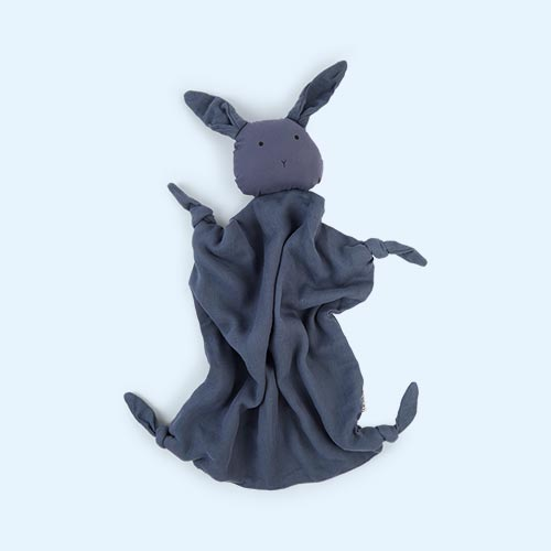 Bunny Blue Wave Liewood Agnete Cuddle Cloth
