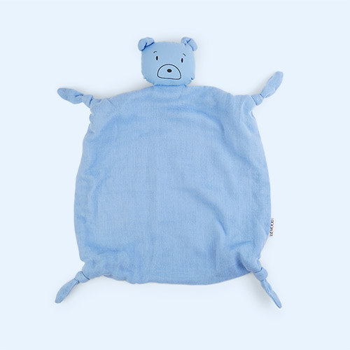 Mr Bear Sky Blue