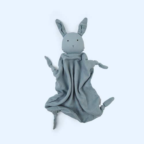 Sea Blue Rabbit Liewood Cuddle Teddy