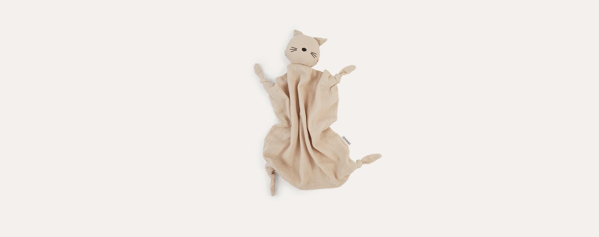 Cat Beige Liewood Cuddle Teddy